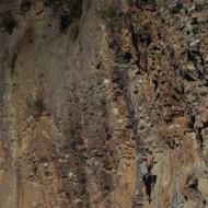 Rodellar rock climbing
