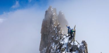 How To Learn Alpine Climbing