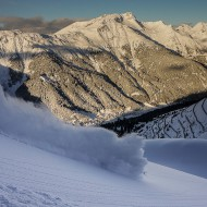Rendl, the Arlberg