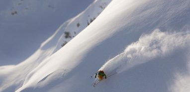 Chamonix Ski Report Feb and Mar 2012