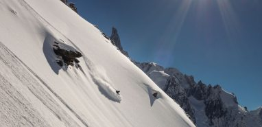 A Touch of Spring – Chamonix March