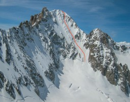 Barbey Couloir