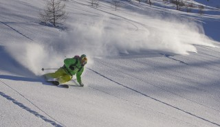 Biggest Storm of The Winter – Chamonix Feb