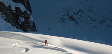 Classic Off-piste Runs – Chamonix in January