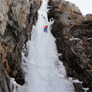 Cold Couloir, 9 Jan 2013