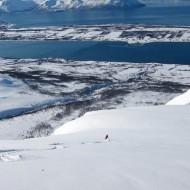 Lyngen ski touring - Stetind