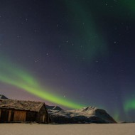 Lyngen northern lights