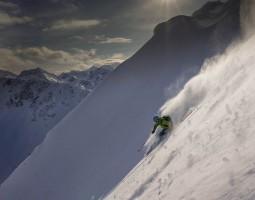 Lyngen Ski Touring 2013
