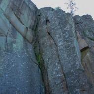 Jonas on Granitbiten, Skälefjäll