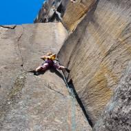 A 3-pitch climb in Ulorna