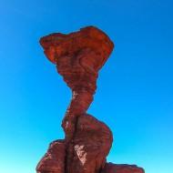 Desert rock shapes