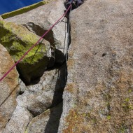 Igor Unchained - The Needles Climbing