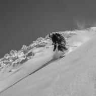Ski touring - Col du Passon