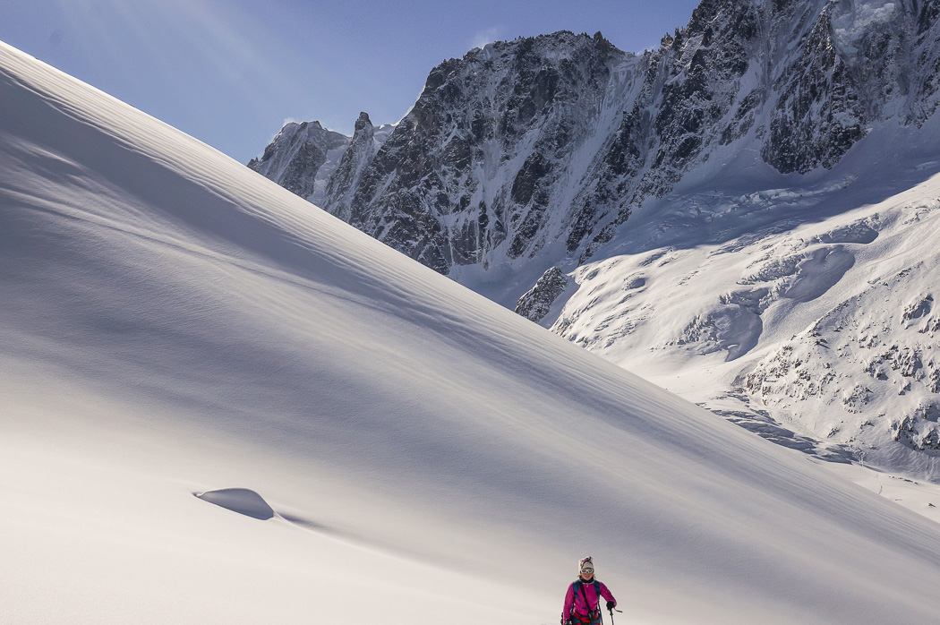 Cold Creek Ski Touring