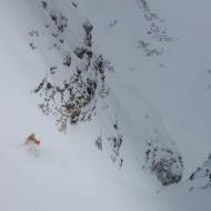 Skiing Oksehugget Tamok