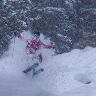 Powder pillows at Rendel