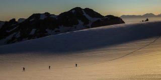 Glacier Tour Du Mt Blanc – High Alpine Trekking