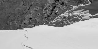 Ski Vallee Blanche – Aiguille du Midi (3842m)