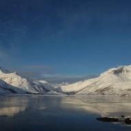 Lofoten ski touring