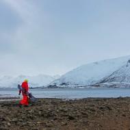 Summit to sea boarding in Lofoten