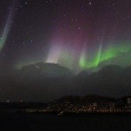 Lofoten northern lights