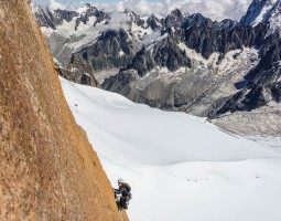 Aig du Midi South Face