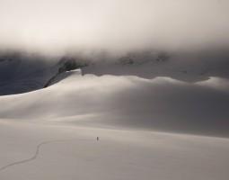 A Quiet Vallee Blanche