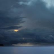 Autumn storm on Kalymnos