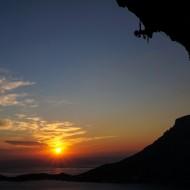 Grande grotta evening session