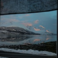 Bedtime at Lyngen lodge