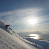 Ski dreams come true in Lyngen.