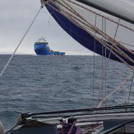 Sysselmannen ship Svalbard