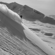 Lyngen powder touring