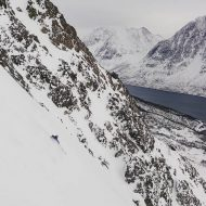 Steep and deep in Lyngen Alps