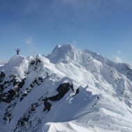 Ski mountaineering day