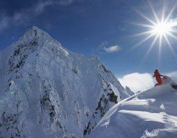South Lyngen Ski Touring
