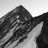 Dent Blanche south ridge