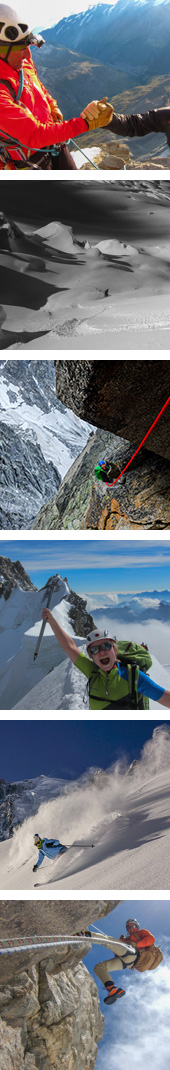 Chamonix mountain guides