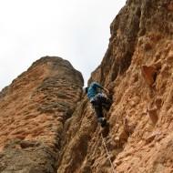 Rock Climbing Riglos