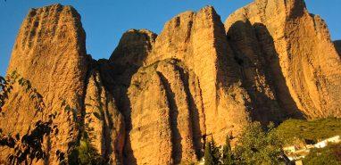Rock Climbing Riglos & Rodellar