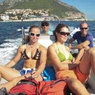 Sardinia Rock Climbing Trip - Sail and Climb