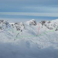 Aiguille Rouges Ski Tours