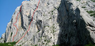 Rock Climbing Paklenica Croatia