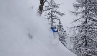 Epic Powder Skiing – Chamonix in February
