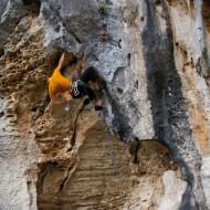 Finale Ligure rock climbing