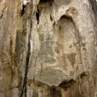 El Diablo, 7b, Grotta del Edera