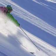 Ski touring Pointe Ronde