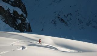 Classic Off-piste Runs – Chamonix in January