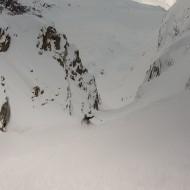 Skiing Rectiligne