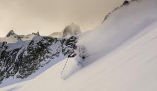 Easter Powder Skiing – Steep & Deep!